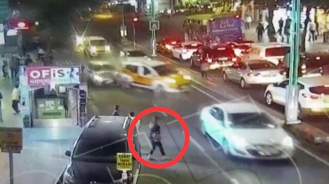 Diyarbakır'da feci kaza: Ölümden saniyelerle kurtuldular