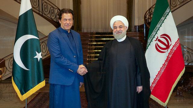 Pakistan's Khan says he will try to facilitate Iran-Saudi talks