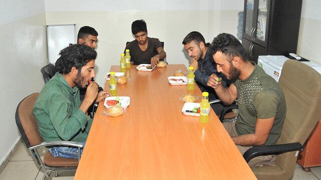 Barış Pınarı Harekatı: YPG/PYD üyesi 24 terörist güvenlik güçlerine teslim oldu