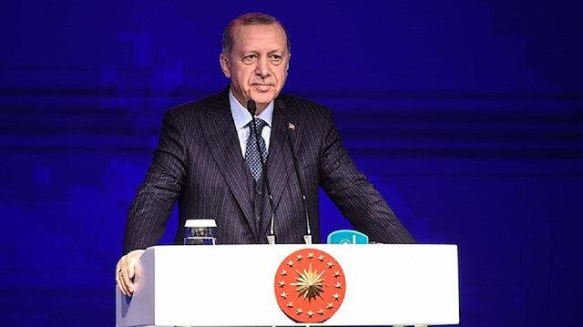 Erdoğan: Turkey will not allow establishment of terrorist state in N Syria