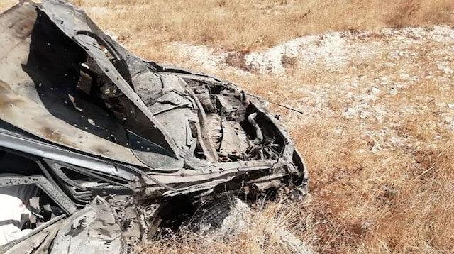 Terör örgütü PYD/PKK Cerablus'ta sivil araca füzeyle saldırdı: 3 ölü