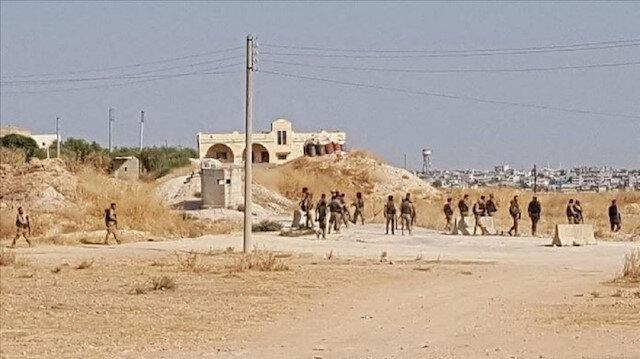 """قوات """"نبع السلام"""" تسيطر على تل أبيض كاملًا وإرهابيو """"ي ب ك"""" يفرون"""