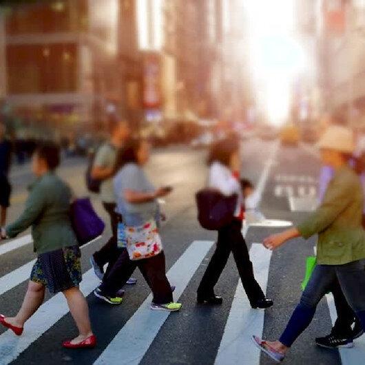 Yavaş yürüyenler hasta olmaya daha yatkın