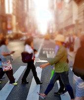Yavaş yürüyenler hastalığa daha yatkın