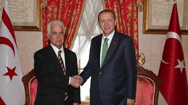 KKTC üçüncü Cumhurbaşkanı Eroğlu: Barış Pınarı Harekatı gayet yerinde ve haklı bir davranıştır