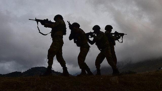 Barış Pınarı Harekatı: 480 terörist etkisiz hale getirildi