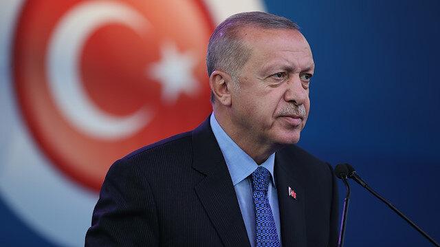 Cumhurbaşkanı Erdoğan: Siz vermezseniz dünyada bu silahları temin edeceğimiz yerler bitmedi