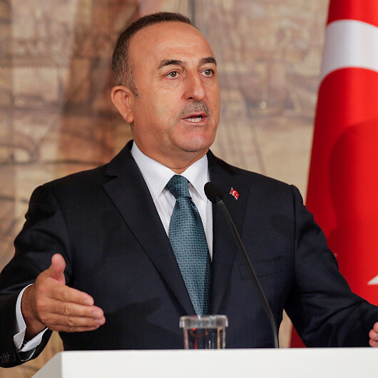 Turkey not afraid of sanctions, says FM