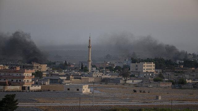 Barış Pınarı Harekatı'nda Tel Abyad'ın Suluk beldesi YPG/PKK'lı teröristlerden kurtarıldı
