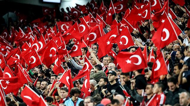 Fransızları korku sardı: Stade de France'ta 40 bin Türk olacak