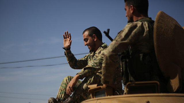 Syrian National Army aims to save civilians from terror