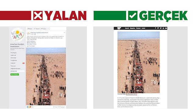 Terror supporters continue anti-Turkey campaign