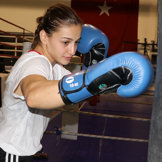 Turkey's Çakıroğlu claims silver in women's boxing