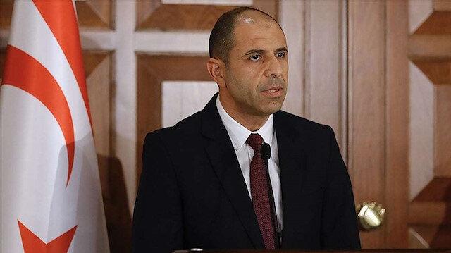 KKTC Dışişleri Bakanı Özersay'dan Barış Pınarı Harekatı açıklaması: Türkiye'nin yanında durmayacağız da ne yapacağız?