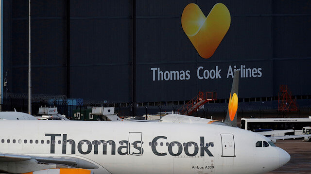 EU OKs $419M rescue aid to Thomas Cook German airline