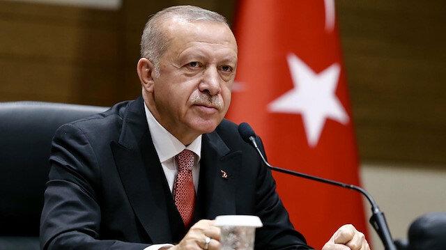 Cumhurbaşkanı Erdoğan Azerbaycan'da: Bir milletin iki diasporası olmaz
