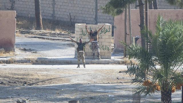 Barış Pınarı'nda etkisiz hale getirilen terörist sayısı 550'ye yükseldi