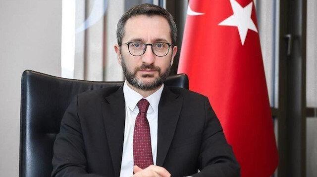 Fahrettin Altun: Suriye Kürtlerinin PKK ile eşdeğer görülmesine karşıyız