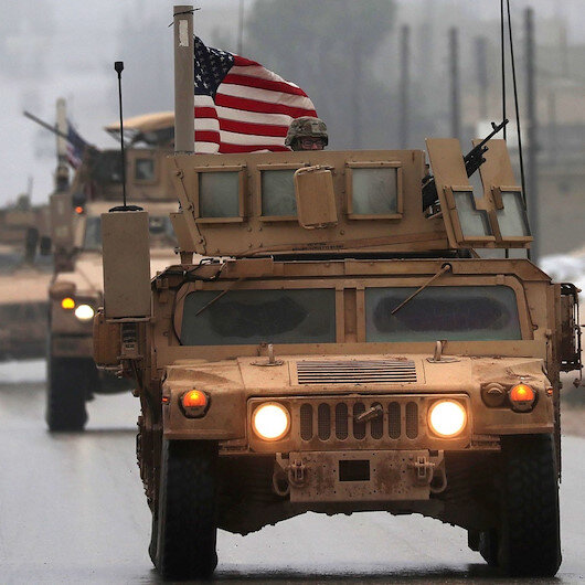 US withdraws forces from observation post in Syria