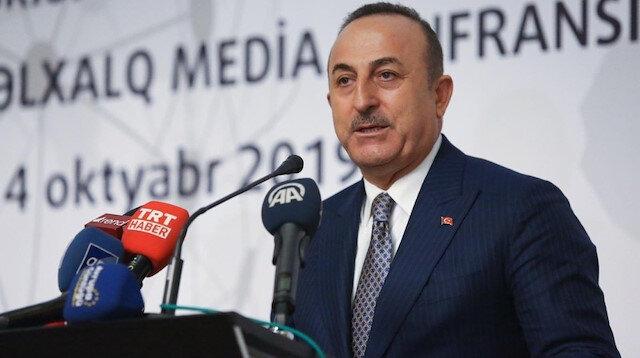 Dışişleri Bakanı Mevlüt Çavuşoğlu: Türkiye büyük bir oyunu bozdu