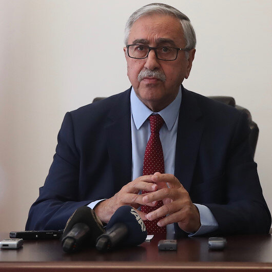 Turkey's ruling party criticizes Turkish Cypriot leader