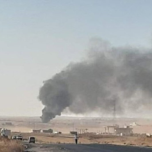 Daesh detainees flee as YPG/PKK sets camp on fire