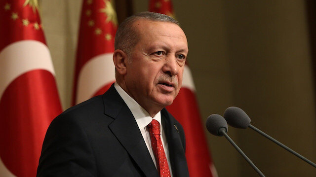 Cumhurbaşkanı Erdoğan: Münbiç konusunda kararımızı verdiğimiz gibi uygulama aşamasındayız