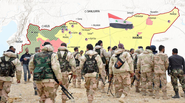 Esed rejimi Türk ordusunun karşısına çıkmaya cesaret bile edemez