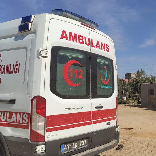 """جرحى مدنيين بسقوط قذائف هاون على """"ماردين"""" التركية"""