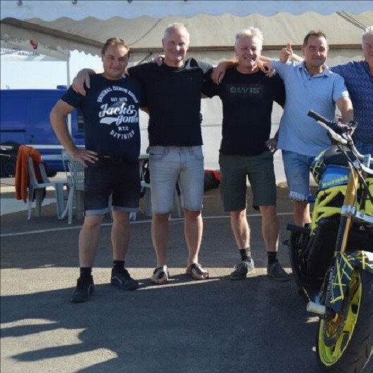 Turkey inspires Dutch motorcyclists