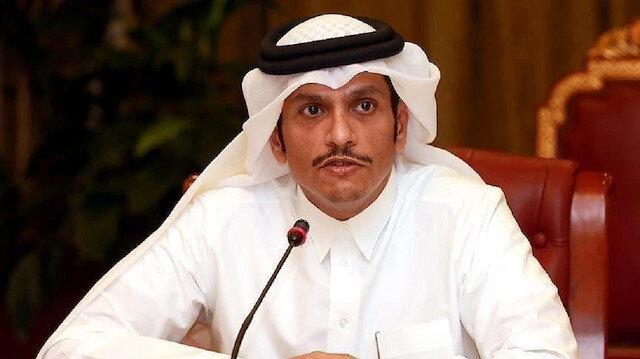 وزير خارجية قطر: تركيا لا يمكنها قبول تهديد أراضيها