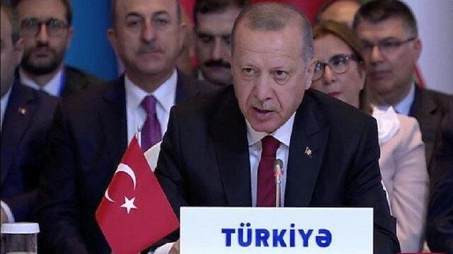 أردوغان سنطهر المنطقة من منبج السورية حتى حدود العراق