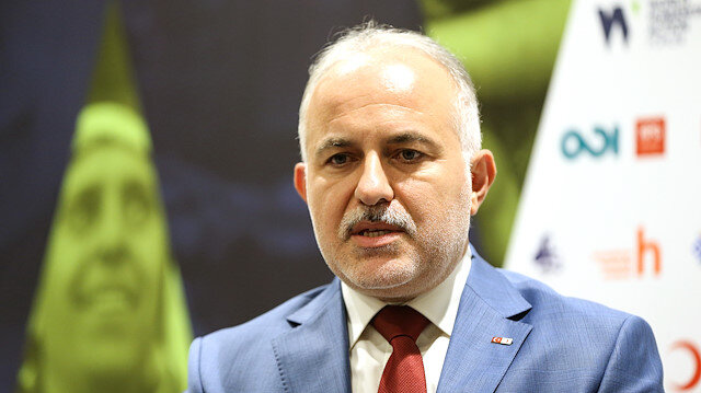 Türk Kızılayı Tel Abyad'a girdi