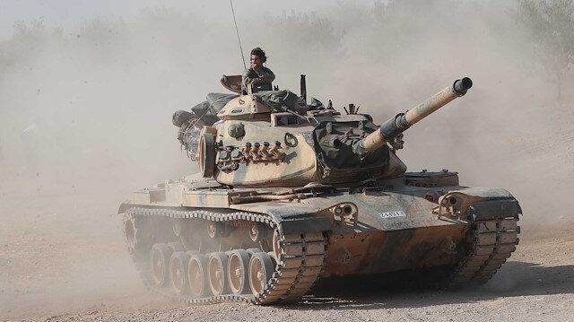 Barış Pınarı'nda etkisiz hale getirilen terörist sayısı 595'e yükseldi