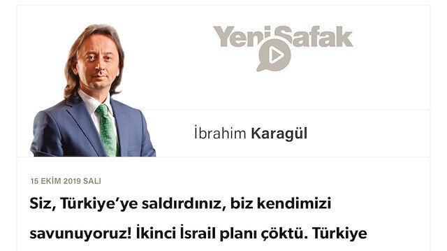 * Siz, Türkiye'ye saldırdınız, biz kendimizi savunuyoruz! * İkinci İsrail planı çöktü. Türkiye korkacak sandılar! * Selçuklu, Osmanlı aklını unuttular. Türkiye'yi sadece Cumhuriyet dönemi, bu ülkeyi sadece Anadolu zannettiler. * PKK'yı vururken arkasındaki kirli koalisyonu da vurduk. 21. yüzyılın büyük hesabını bozduk. Bu gürültü ondan!