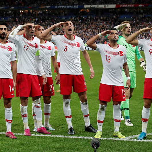 Soccer: France denied early Euro qualification with Turkey draw