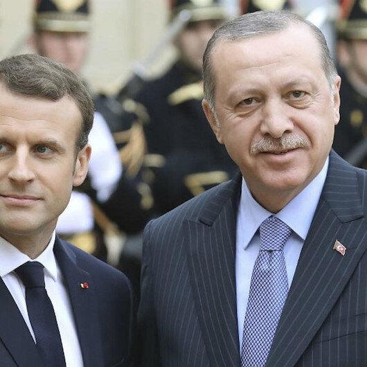 اتصال هاتفي بين الرئيس أردوغان ونظيره الفرنسي ماذا دار بينهما؟