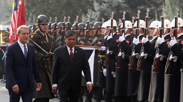 Malezya zırhlı askeri araç üretiminde Türkiye ile çalışacak: Türkiye, bu alanda birlikte çalıştığımız ülkelerden bir tanesi