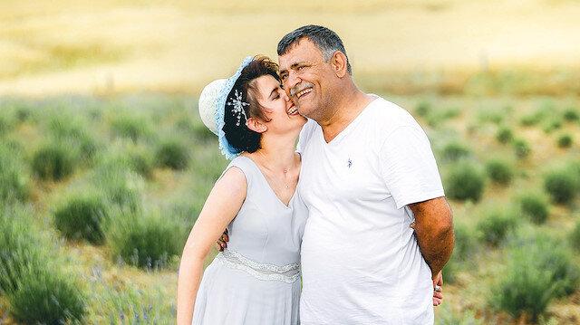 Lavanta kokulu baba kız sevgisi