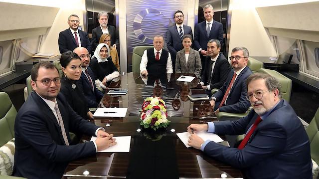 Cumhurbaşkanı Erdoğan'dan Barış Pınarı Harekatı açıklaması: Münbiç'teki aşiretler 'gelin bizi kurtarın' diyor