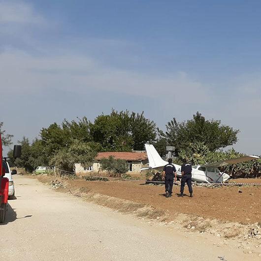 Civil aircraft crashes in Turkey's Antalya