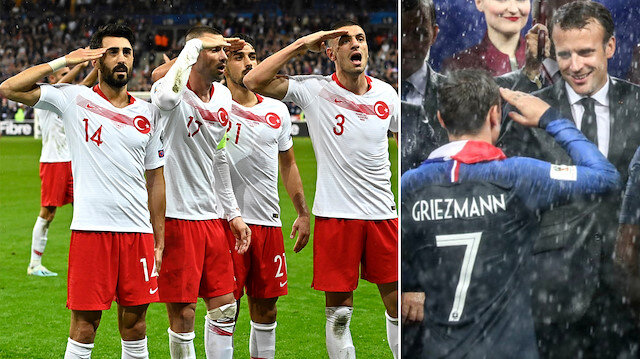 İkiyüzlü Fransa'dan UEFA'ya küstah çağrı