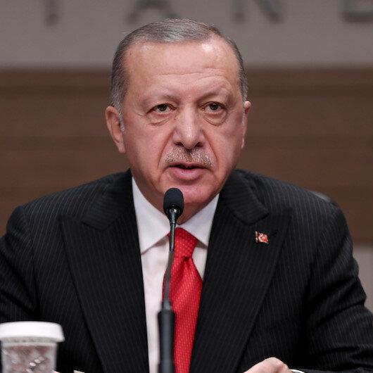 Cumhurbaşkanı Erdoğan Türk Konseyi 7. Zirvesinde: Türk Konseyi olarak kotaları kaldırmalıyız