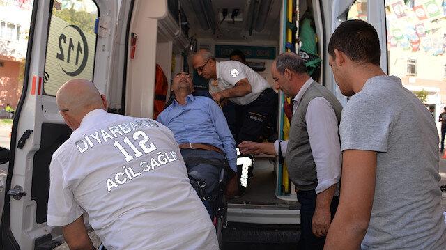 HDP önündeki eylemde 43'üncü gün, aile sayısı 55 oldu: Gözü yaşlı baba kızına seslenirken fenalaştı