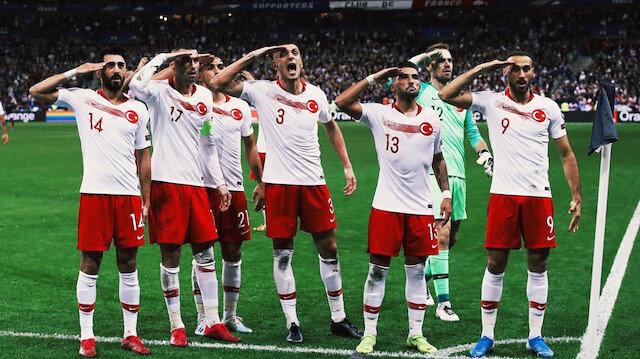 Fransa-Türkiye maç özeti