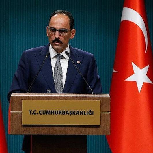 """متحدث الرئاسة التركية: المنطقة الآمنة بسوريا لن تضر بمكافحة """"داعش"""""""