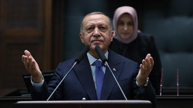 Cumhurbaşkanı Erdoğan: Gerekirse 7 düveli karşımıza alırız