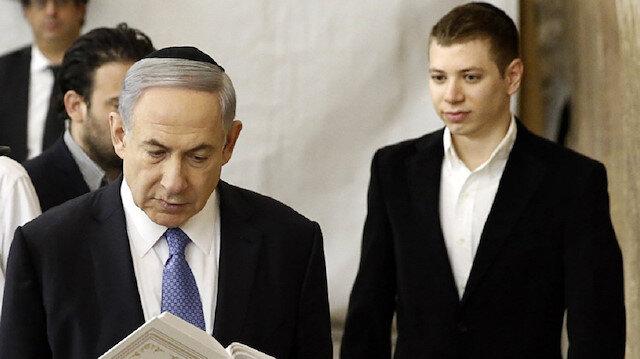 Netanyahu'nun oğlundan küstah paylaşım