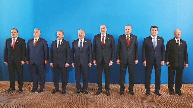 Türkiye'ye tam destek