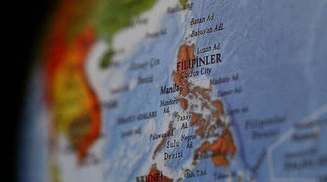 Filipinler'de 6,4 büyüklüğünde deprem: Can ve mal kaybı yok